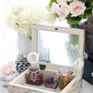 Rustic Glam Box